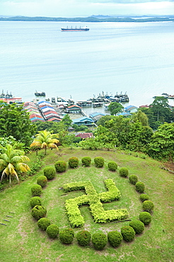 Puu Jih Shih Buddhist Temple, Sandakan, Sabah, Borneo, Malaysia