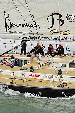 Round the World Yachting